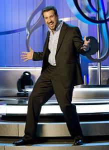 Ex Boyband Member, AKA Singing Bee Host, Joey Fatone